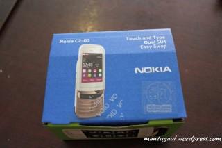 Kotak Nokia C2-03