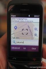 Coba search Jakarta