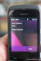 Pengaturan map view