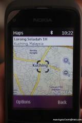 Peta Kuching