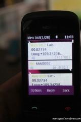Inbox SMS (threaded)