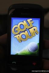 Game golf tour