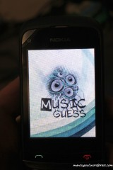 Music guess