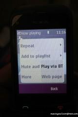 Play via BT