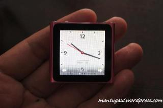 Ini face clock 1