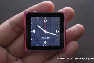 Ini face clock 2