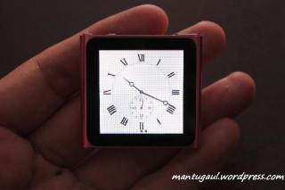 Ini face clock 3