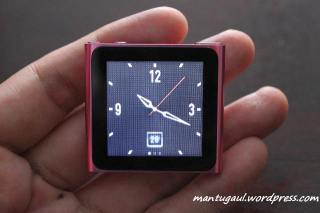 Ini face clock 4