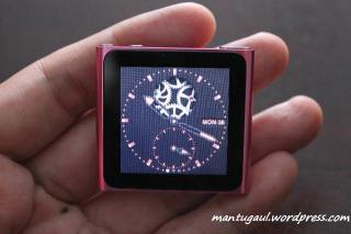 Ini face clock 7