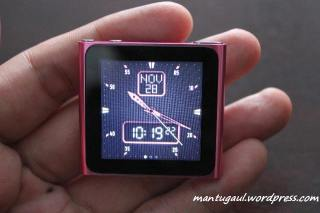 Ini face clock 8