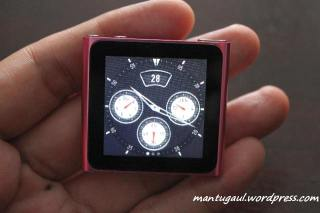 Ini face clock 10