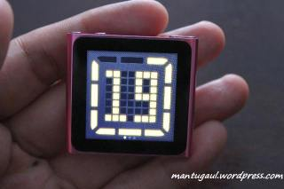 Ini face clock 11