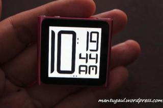Ini face clock 14