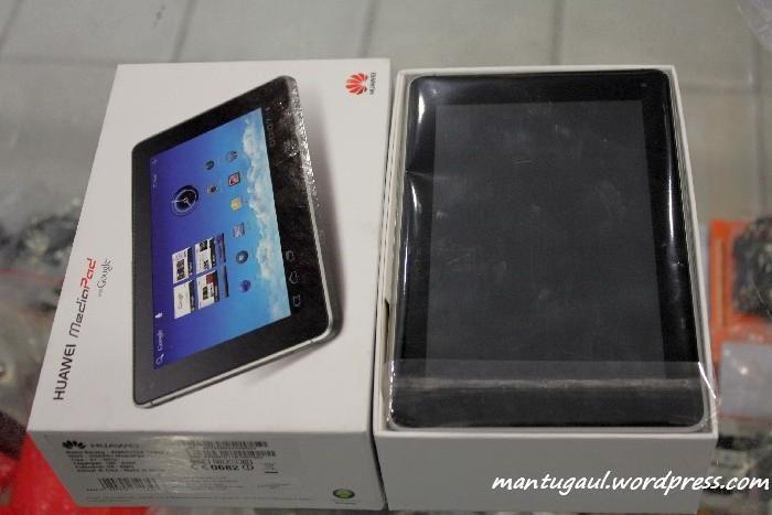 Review Tablet Huawei Mediapad S7-301u, Tablet Yang Ingin Menghadang Galaxy 7+ (5/6)