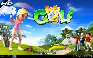 Lets Golf 2 juga free built in