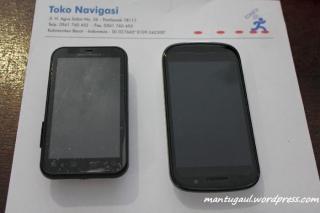 Nexus S vs Motorola Defy