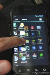 Slide untuk menu aplikasi dengan efek 3D