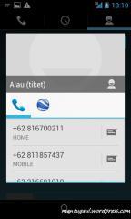 Info telepon
