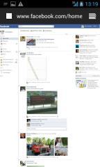 Facebook fullsite