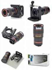 Universal 8x Zoom Telescope Lens