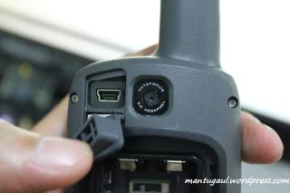 Konektor USB dan kamera 5 megapixel autofocus