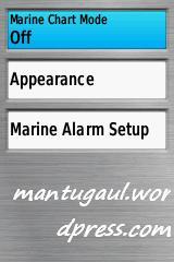 Marine setup