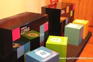 Launching Nokia Lumia @Bistro