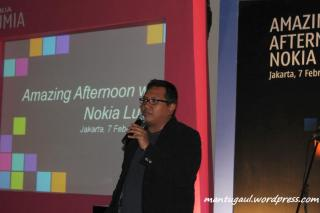 Lukman Susetyo, Head of Marketing Nokia Indonesia