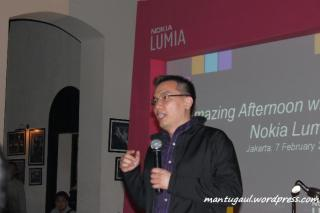 Hermawan Sutanto, Director, Central Marketing Organization Microsoft