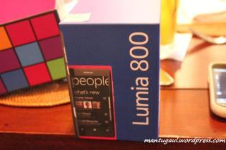 Kotak Lumia 800