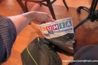 Ada buku Lumia Edisi 1