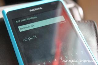 Coba search GPS