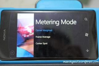 Metering Mode