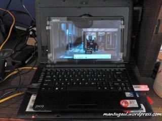 Perbandingan dengan laptop biasa