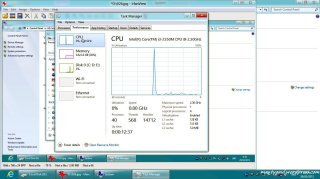 Task manager (windows 8)