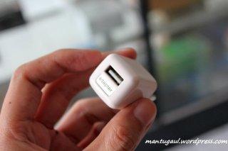 Kalau tak mau pakai ini, pakai charger gadget anda