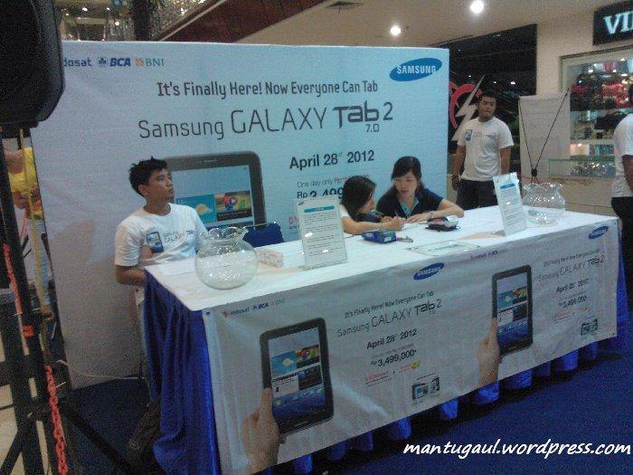 Review Tablet Samsung Galaxy Tab 2 7.0, Tablet Samsung Pertama Ber-ICS (6/6)