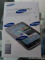Kotak Galaxy tab 2 7.0