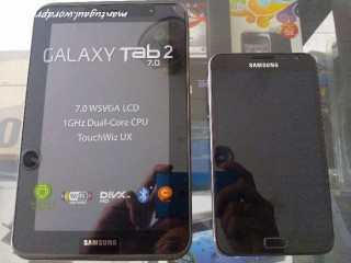 Banding Samsung Galaxy Note