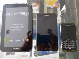 Gtab2 vs Gnote vs BB