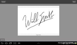 Bisa tanda tangan