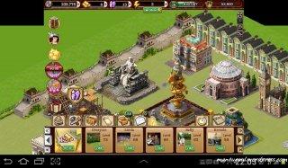 Main game facebook full screen