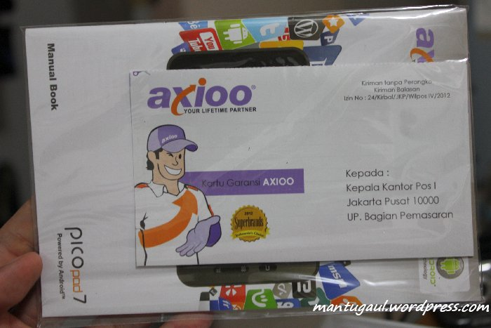 Review Axioo Picopad 7, Tablet Android ICS Harga Miring (6/6)