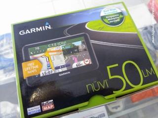 Kotak Garmin Nuvi 50LM