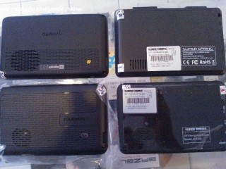 Perbandingan Nuvi 2565, Superspring SF550, Nuvi 50LM & Superspring SF410ii HD