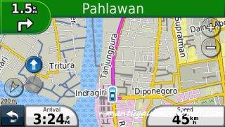 Sedang Navigasi 2D