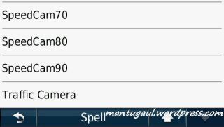 Speed cam ataupun traffic camera