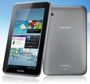 Review Tablet Samsung Galaxy Tab 2 7.0, Tablet Samsung Pertama Ber-ICS  Mantugaul's Gaul Site Image