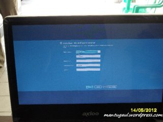Instal Windows 8