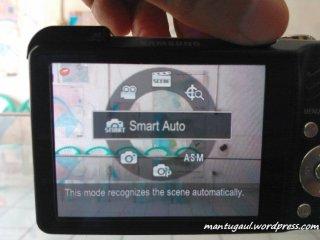 Dial mode Smart auto